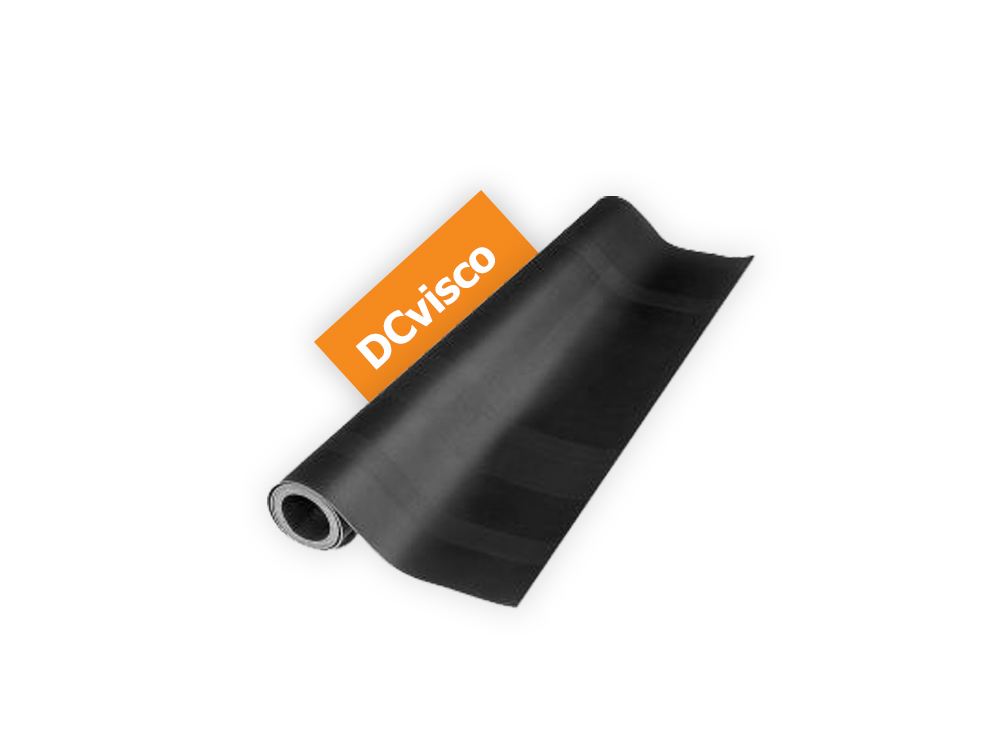 DCvisco - Rubber Isolation Rubber Mat